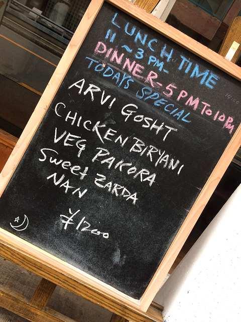 大阪ハラールレストラン(ビュッフェ)2
