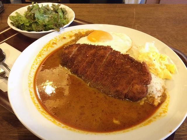 般゜若 大阪福島店(カツカレー)7