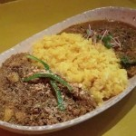 『nidomi』~裏谷四に隠れた極旨Spice Curry Bar☆~