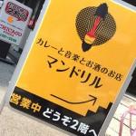 『MANDRILLUS CURRY』~美人店主が作る優しいスパイスカレー☆~