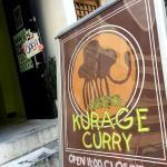『KURAGE CURRY』~玉葱の甘味豊かな個性派スパイスカレー☆~