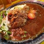 『curry bar よそみ』~nidomiスピンアウトの欧風カレー専門店☆~