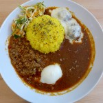 『Midnight Sun』~POPなCurry&Coffee Shopが堺筋本町に誕生☆~