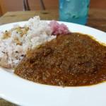 『curry&cafe JUNAYNA』~京都・北大路の奥地に濃厚スパイスカレー発見☆~