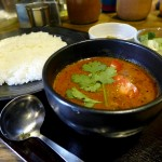 『CURRY家 Ghar』~12月限定は牡蠣の旨味&トマトの酸味のミクスチャーカレー☆~