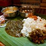 『ナッラマナム×ニャムニャム食堂 コラボランチ』~インド×スリランカ×カンボジアのSPコラボプレート☆~