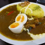 『spice curry Iraka』~夜は居酒屋、昼はカレーの二毛作店が奈良・富雄に降臨☆~