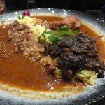 『Spices Curry Synergy』~3周年を向かえた堂島不動の人気スパイスカレー☆~