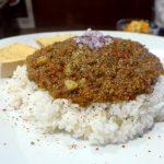 『KARA-KUSA curry』~スパイシー&ホットな日本式ウェットキーマを堪能☆~
