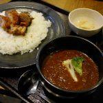 『CURRY家 Ghar』~濃厚な旨味の極み!!!月限定スペアリブカレーを実食☆~