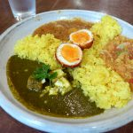 『QUIET VILLAGE CURRY SHOP』~吉備国のカレーシーンをリサーチ!!!大人気ベンガル式カレーを実食☆~