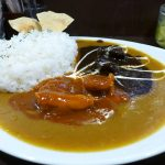 『KARA-KUSA curry』~赤と黒の鬩ぎ合い!!コクと旨味の鶏牛ダブルインパクトカレー☆~