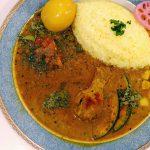 『spice curry Holic』~オタロード近くにカジュアル感満載の間借りスパイスカレーが誕生☆~