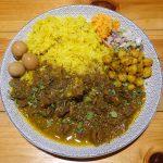 『Dish curry&relish』~遂に実店舗OPEN!!!南船場に誕生した旨味溢れる大阪スパイスカレー☆~