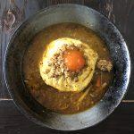 『wacca』~鶏と玉子を凝縮した親子感!!wacca式大阪スープカレーを堪能☆~