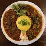 『spice curry VEDA』~王道の旨味とスパイス感の共演!!アメ村の間借り系スパイスカレー☆~