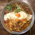 『Curry de Luz』~シンプルさの中に確かな味わい!!北浜激辛カレーの跡地に新星間借りカレーが誕生☆~