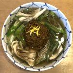 『蕎麦 まき埜』~福島のモダン蕎麦屋で冬季限定スパイスカレー蕎麦☆~
