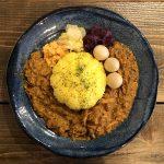 松屋町『Eureka』~昼はスパイスカレー×カフェ!!夜はドイツ料理!!訪れる時で表情を変える期待の新店誕生☆~
