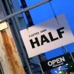 『COFFEE INN HALF』~福井駅近くのシックな喫茶で絶品インドカレー☆~