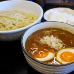 『鶴麺』~12月水・木・金限定の甘辛カレーつけそばを堪能☆~