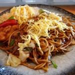 【閉店】『ハマるカレー☆やみつき麺 るまやん』~インドネシアテイスト溢れるカレー&麺!!!西成の地に復活☆~