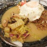 【閉店】『Curry at Nayuta』~アメ村穴場Barのランチは遊び心溢れる独創性カレー☆~