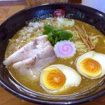 『ラーメン人生JET600』~鶏の旨味とスパイスの刺激!!!JET特製濃厚カレーラーメン☆~