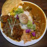 『tamu curry』~西心斎橋Barの深夜カレーが宿借りランチを開始☆~