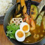 『SOUP CURRY KIFUKU』~本場札幌の味を横浜で!!喜びと幸福を届ける港町のスープカレー専門店☆~