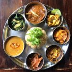 『TASTE OF INDIA few.』~ミクスチャー感満載!!本格インド&ネパールレストランの秀逸ダルバート☆~